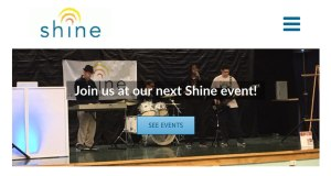 Shine Website