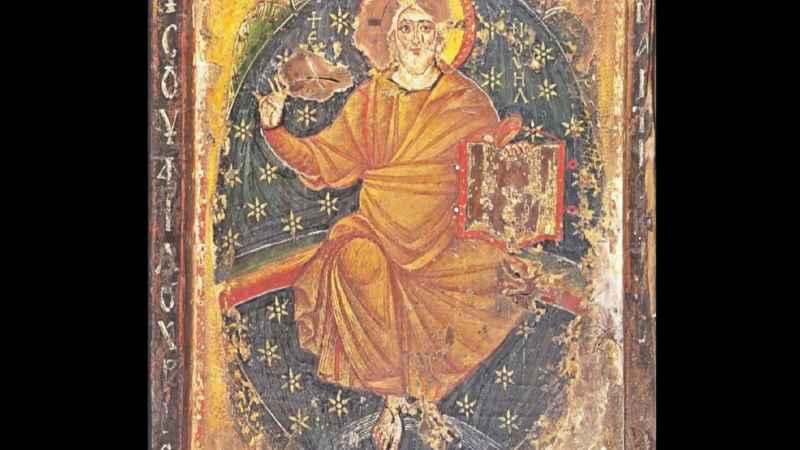 11 Gesù A Mount Sinai Monastero