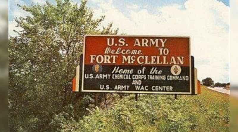 8 Fort McClellan