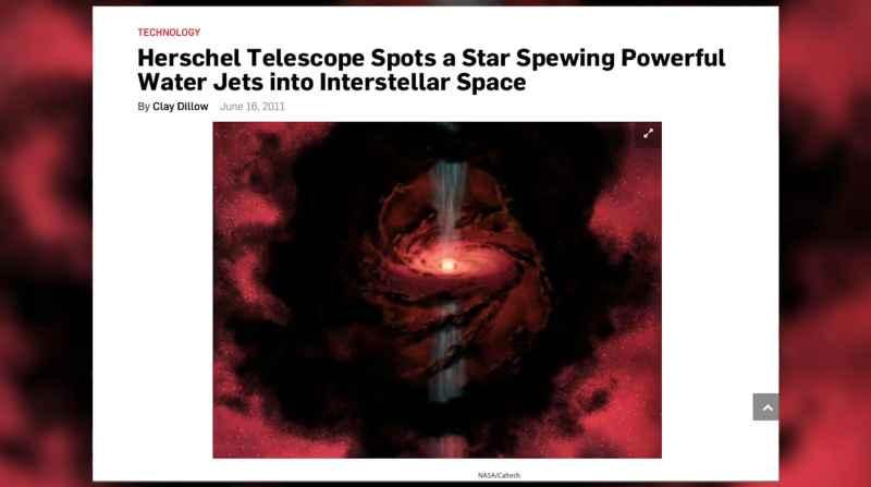 12 Herschel Telescope Article