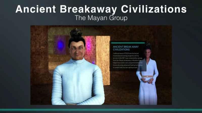 25 Breakaway Civilizations