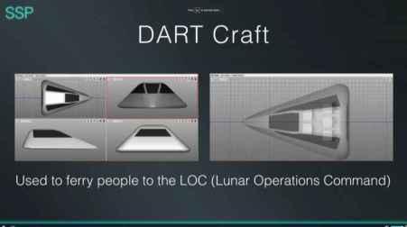 8 DART Craft