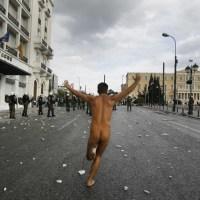 Athens Against Merkel // Atenas Contra merkel