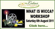 Wicca Workshop