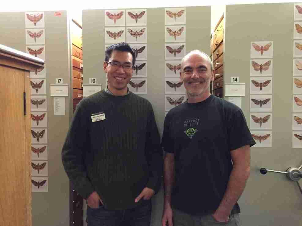Photo site Entomologistes Sphingologues 3