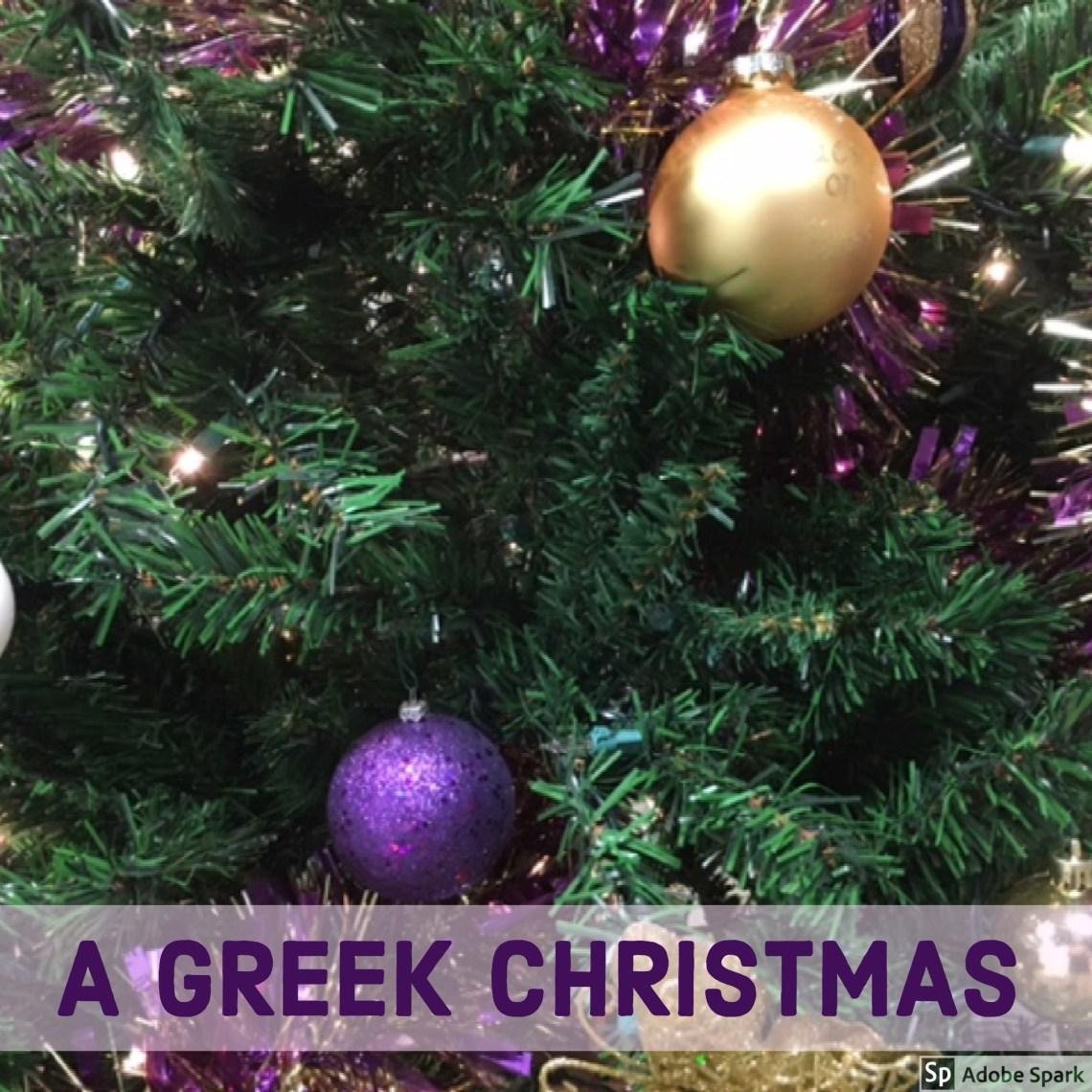 Greek Christmas