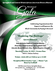 Annual Fundraising Gala @ Crowne Plaza