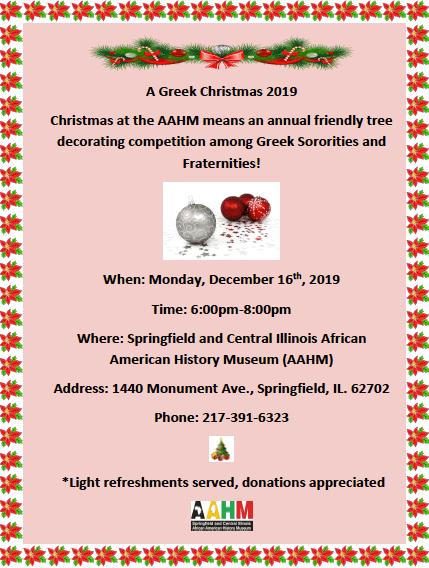 A Greek Christmas