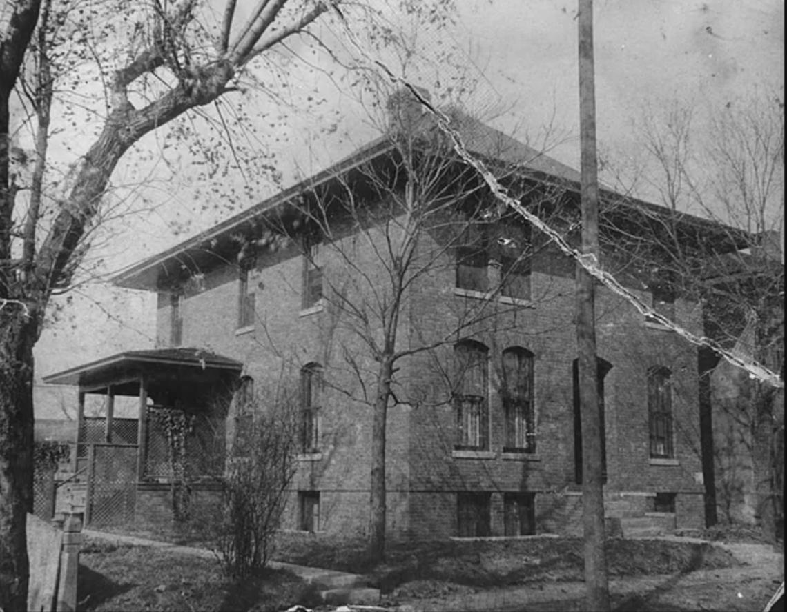 Lincoln Colored Home