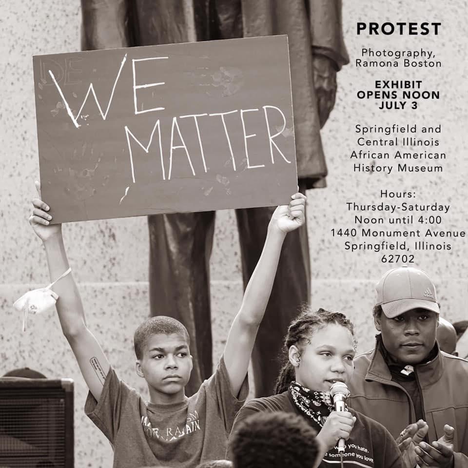 Protest Exhibit