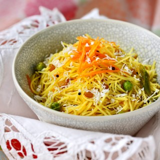 Lemon Rice Vermicelli