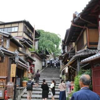 Roaming the Streets of Higashiyama District