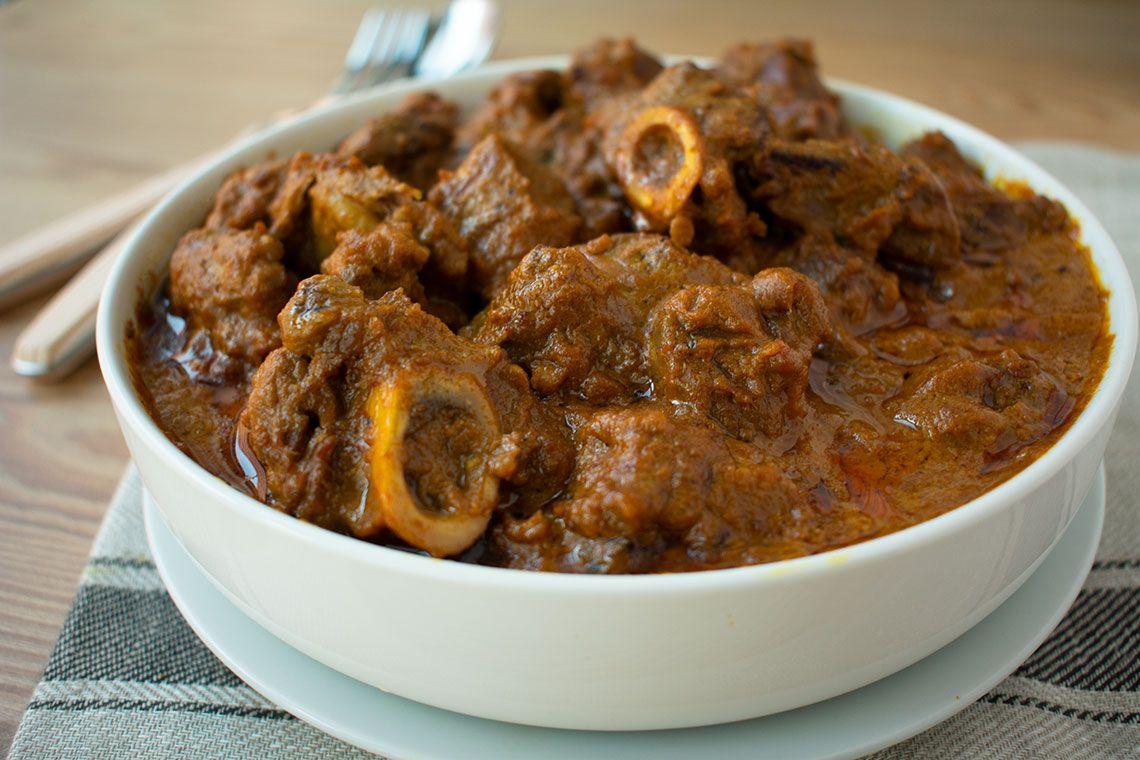 Mutton Rezala (Bengali Lamb stew)