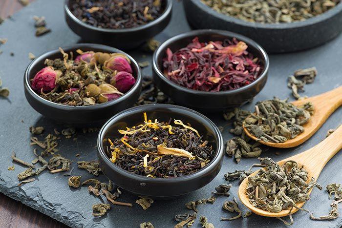 Historia y orígenes del té