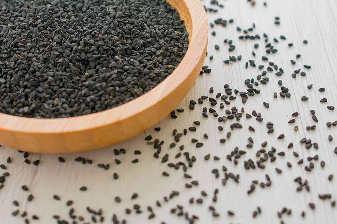 Nigella or Black Onion Seeds (Kalonji/Kalo Jeera)
