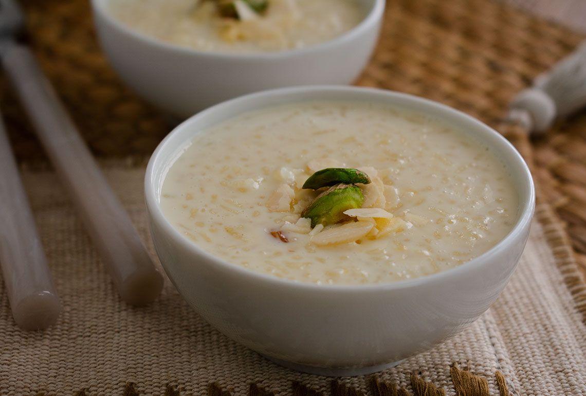 Rice Pudding Bengali Style (Payesh)