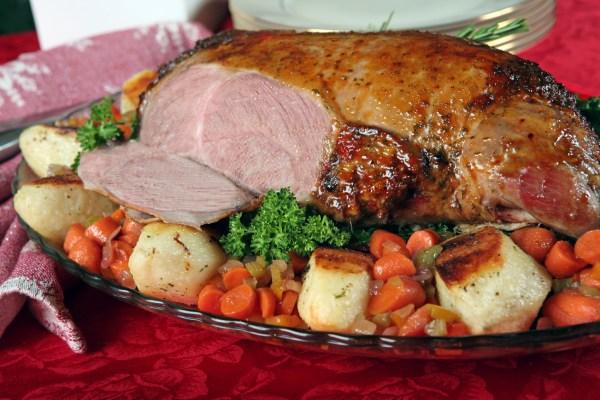roast leg of lamb for roast lamb spice jordanian