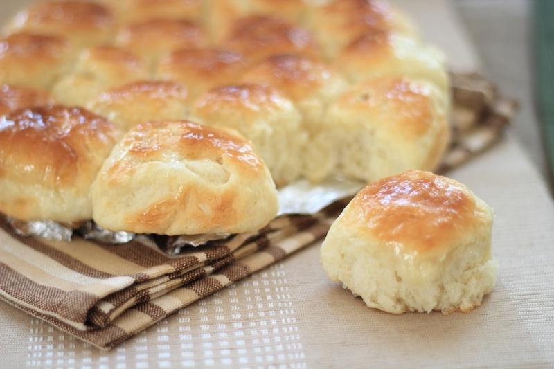 Honeycomb buns