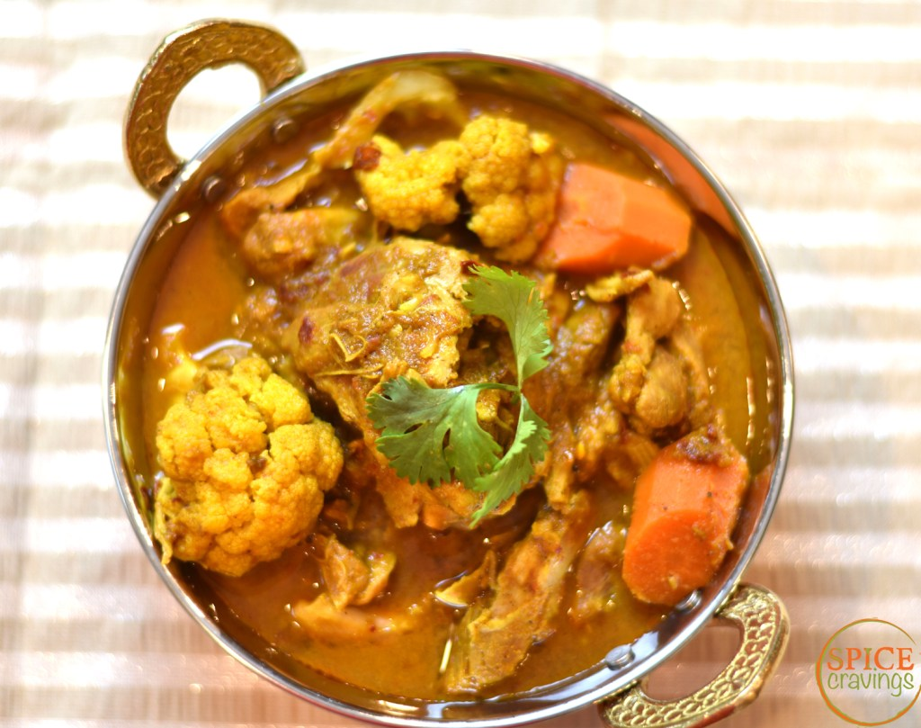 Chicken Vindaloo Keto Version is a popular Indian chicken curry dish from the western coast. It's a local adaptation of the Portuguese dish, carne de vinha d'alhos, which literally means, meat marinated in wine and garlic- how can you go wrong with that!​ ​#keto #food #foodie #foodblogger #delicious #recipe #instantpot #recipes #easyrecipe #cuisine #30minutemeal #instagood #foodphotography #tasty #indian #curry