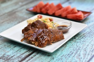 Fall off the bone Pork Ribs in Instant Pot