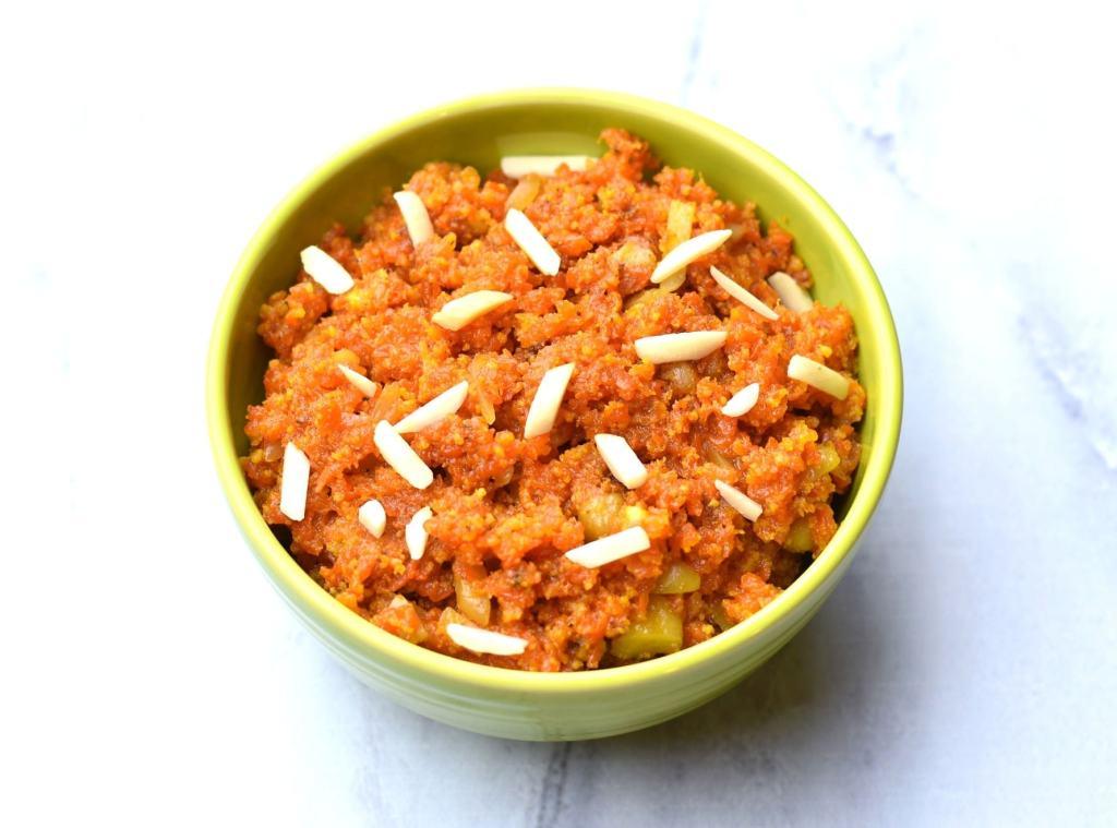 Instant Pot Carrot Halwa GajarHalwa