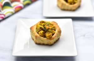 Vegetable Puffs Recipe-Garam Masala Kitchen