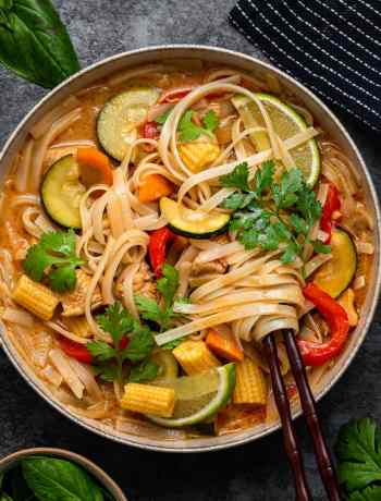 Thai-Red-Curry-Soup recipe