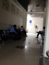 Dr. Kothalve's hospital