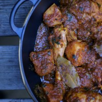 Sukha Chicken Curry