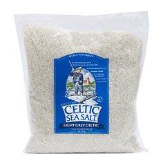 Selina Naturally – Celtic Sea Salt Bag Light Grey Course – 5 lb.