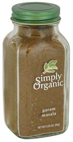 Simply Organic Garam Masala, 3 Ounce
