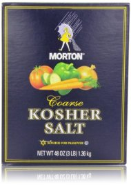 Morton Coarse Kosher Salt, 48 Oz