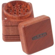 1905 Tobacco Grinder – 4 Piece All Wood Grinder/Sifter Combo
