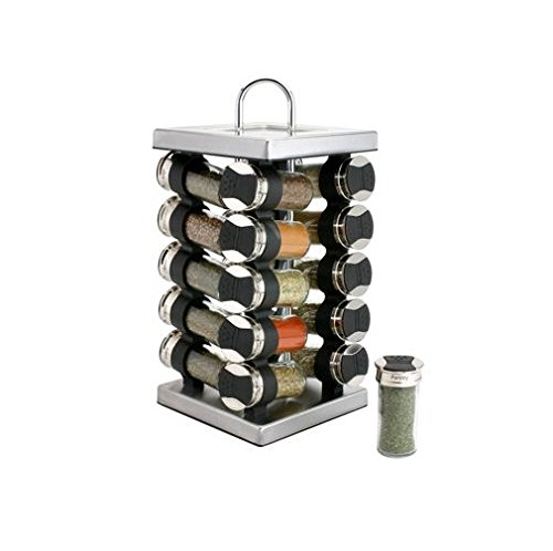 Olde Thompson 20 Jar Spice Rack