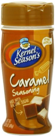 Kernel Season's Caramel Seasoning, 3 Ounce Shakers (Pack of 6)
