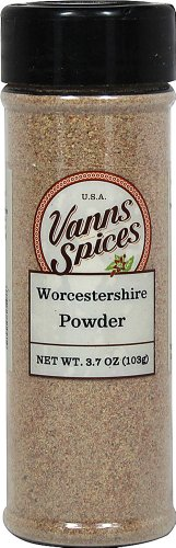 Vanns Worcestershire Powder-3.7 Powder