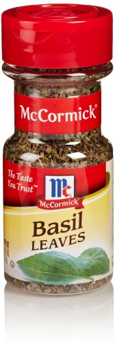 McCormick Basil Leaves, 0.62 Oz