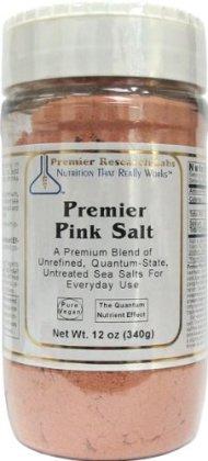Premier Pink Salt 12 oz