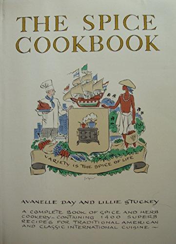 The Spice Cookbook