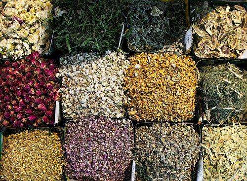 Herbal Sampler: Psychic/spirituality Herbs