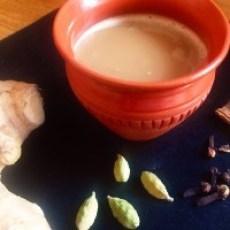 Recipe for making Indian Masala Chai
