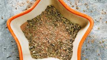 meditarranean spice mix in a bowl