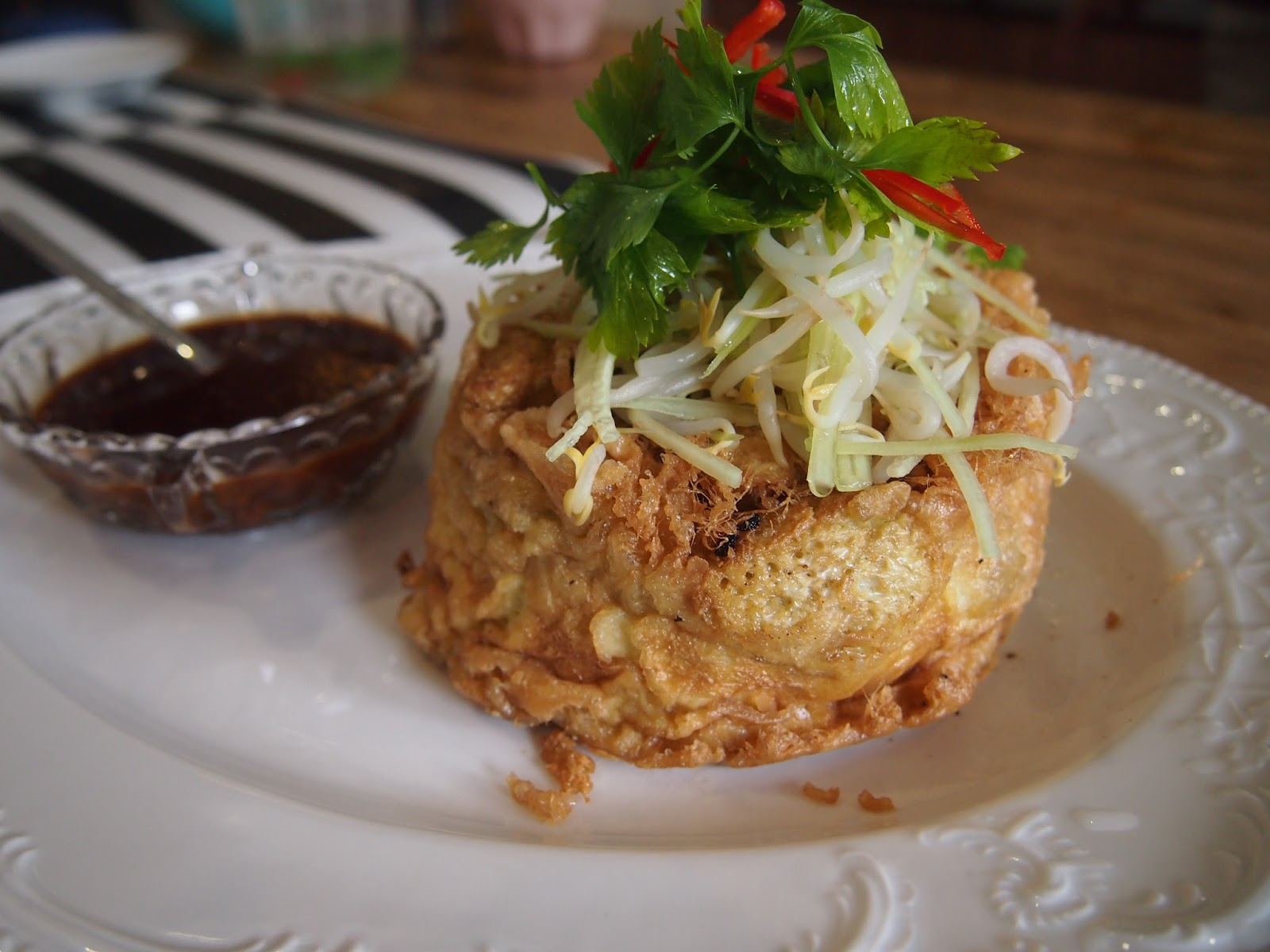 Indonesian Delight Recipe: Tauhu Telur