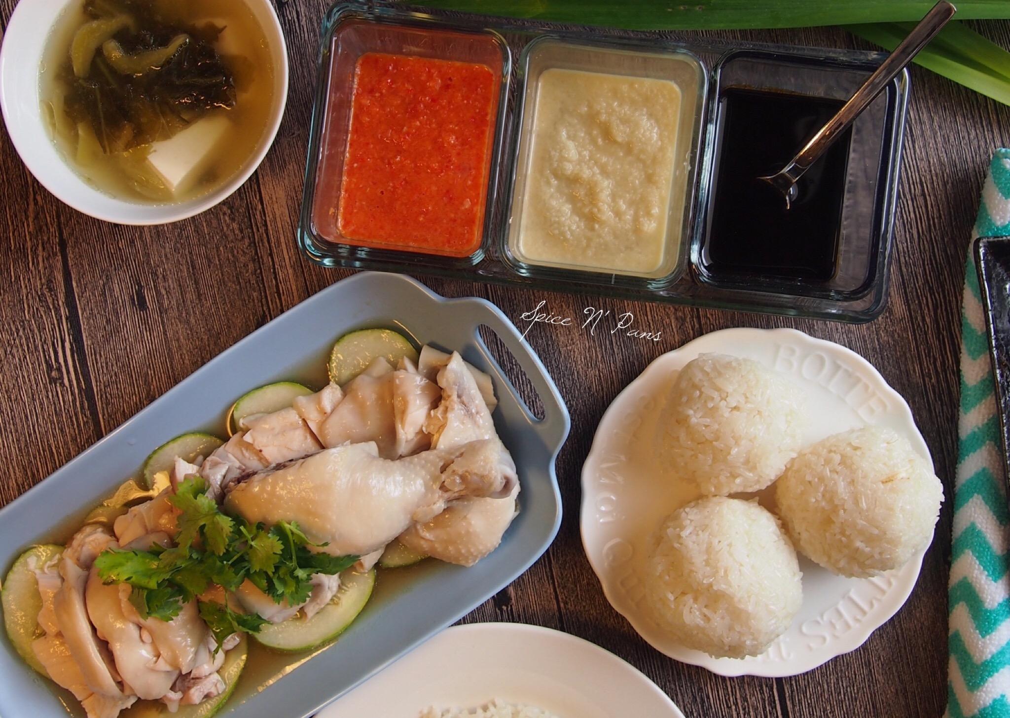 SECRET REVEALED! Yummy Hainanese Chicken Rice 海南鸡饭 SUPER EASY RECIPE