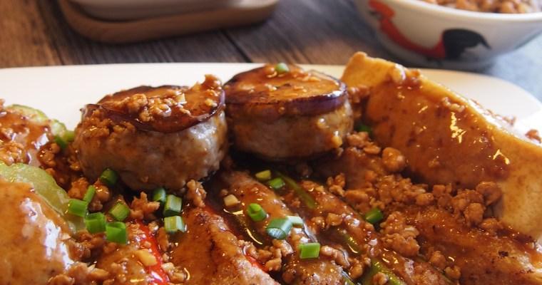 Traditional Hakka Yong Tau Foo 祖传客家酿豆腐