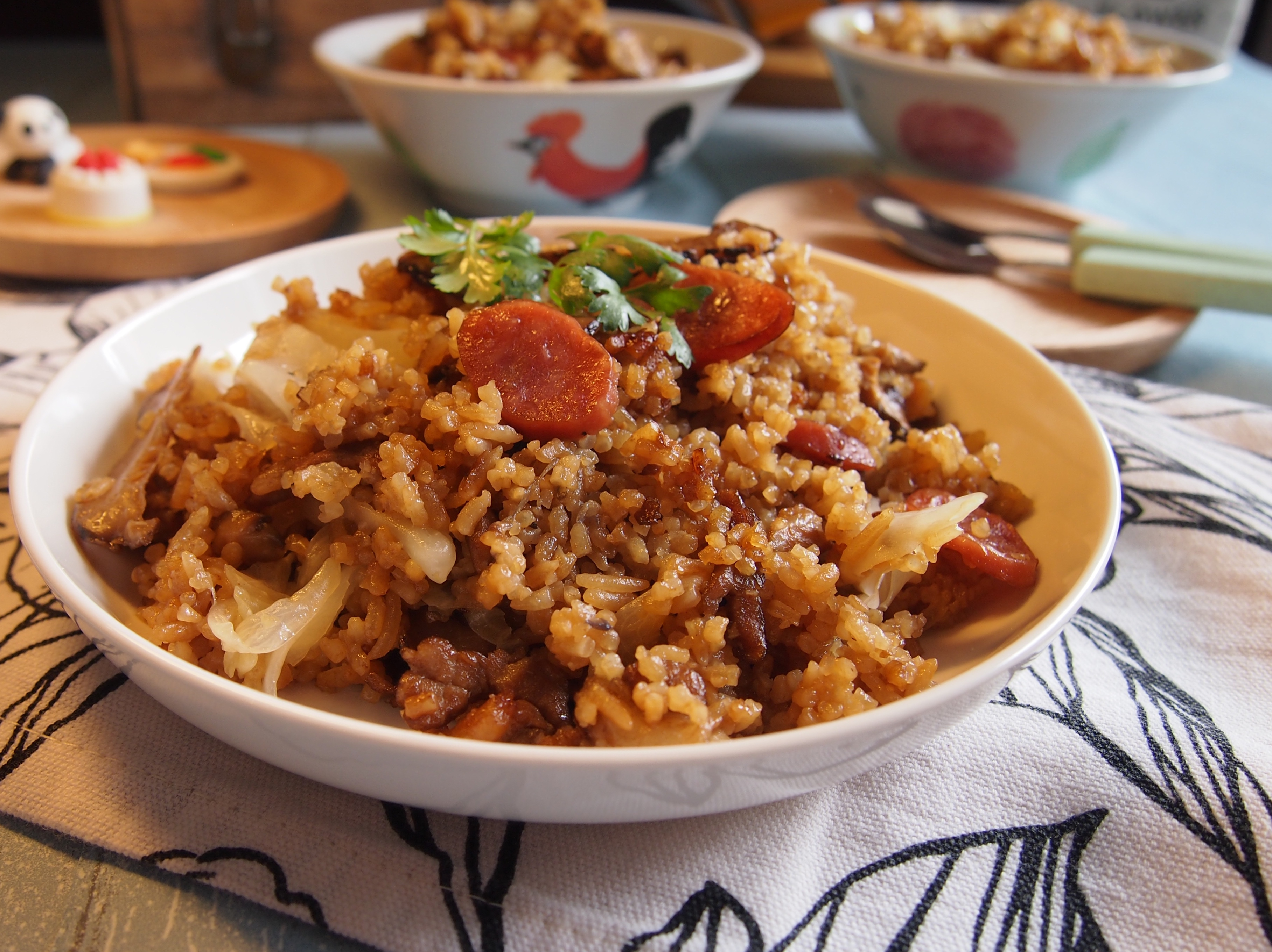 Singapore food recipes spice n pans rice cooker recipe chinese fragrant rice recipe kiam ben forumfinder Gallery