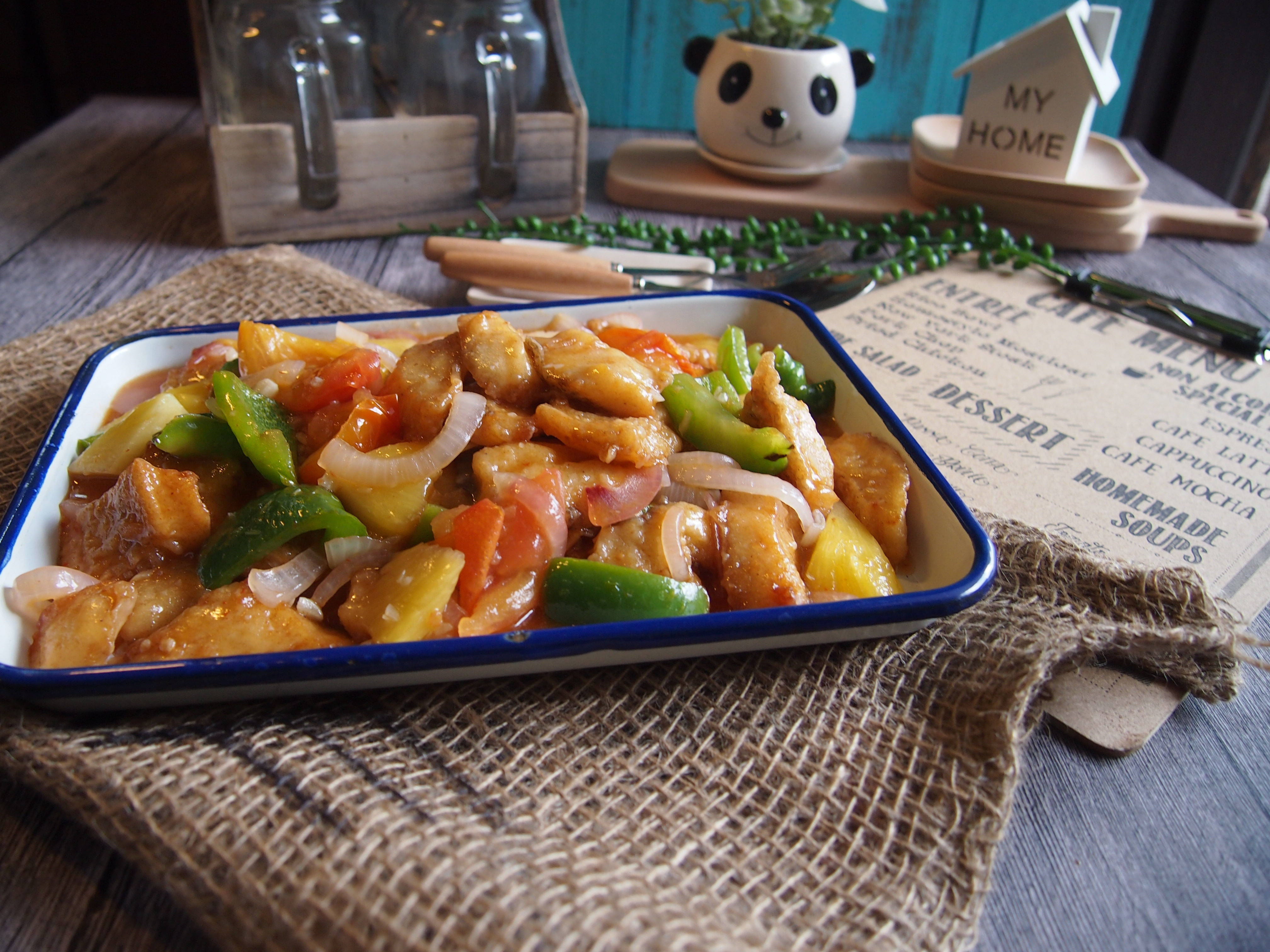 Yummy chinese recipe sweet sour fish spice n pans yummy chinese recipe sweet sour fish forumfinder Choice Image