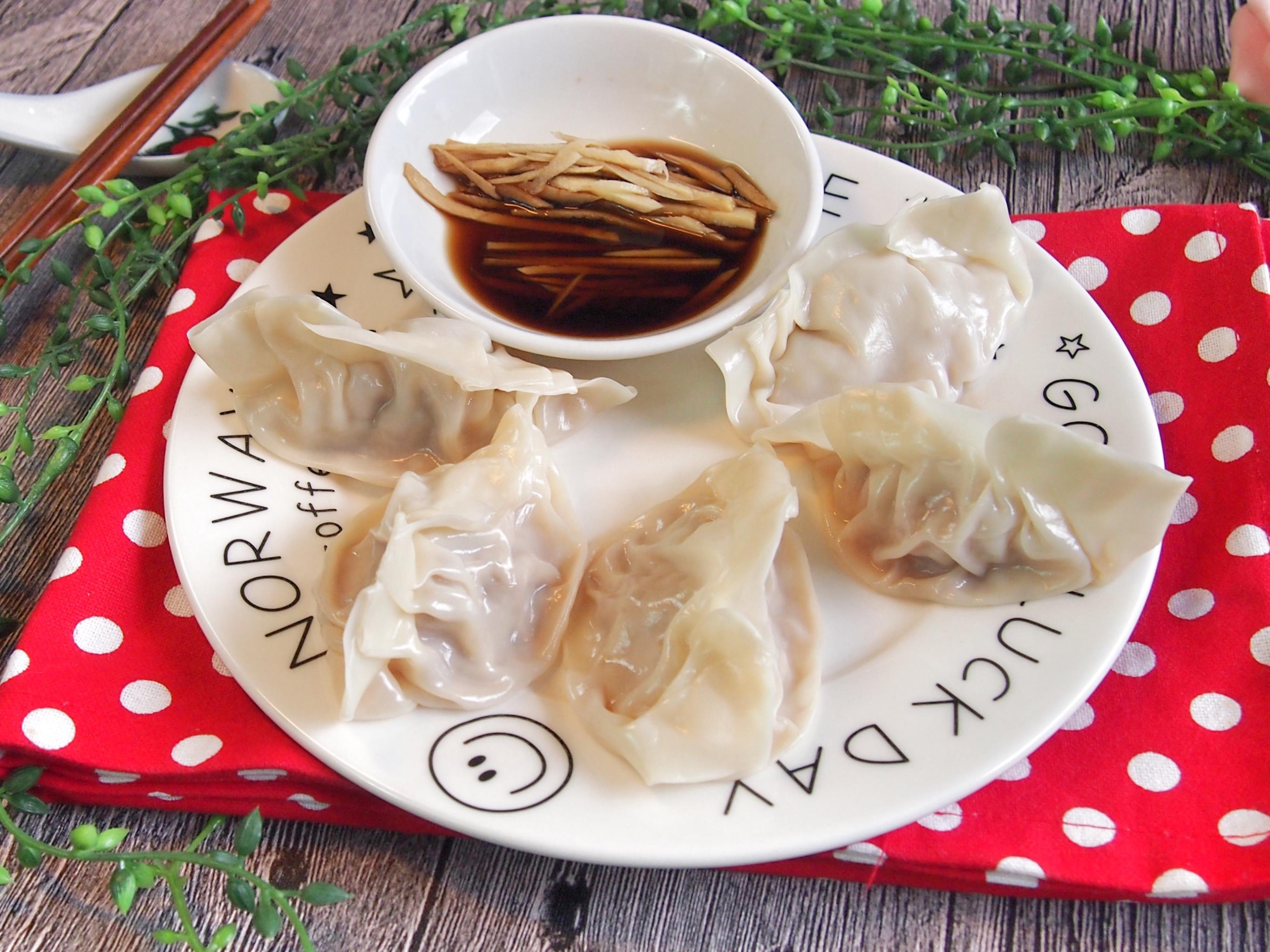 SIMPLIFIED RECIPE: Chinese Soup Dumplings – Xiao Long Bao 简易版小笼包 Using Easy Wrapping Gyoza Method 汤包