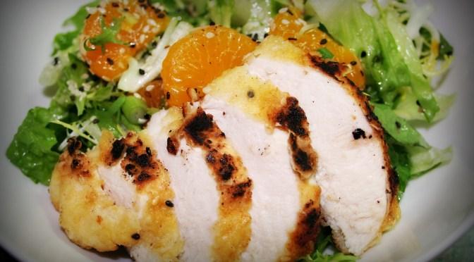 Crispy Ginger Chicken