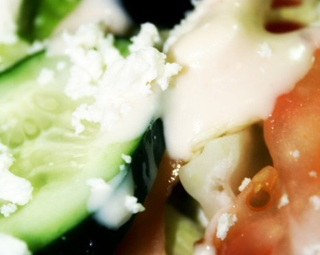 Gorgeous Greek Salad Dressing